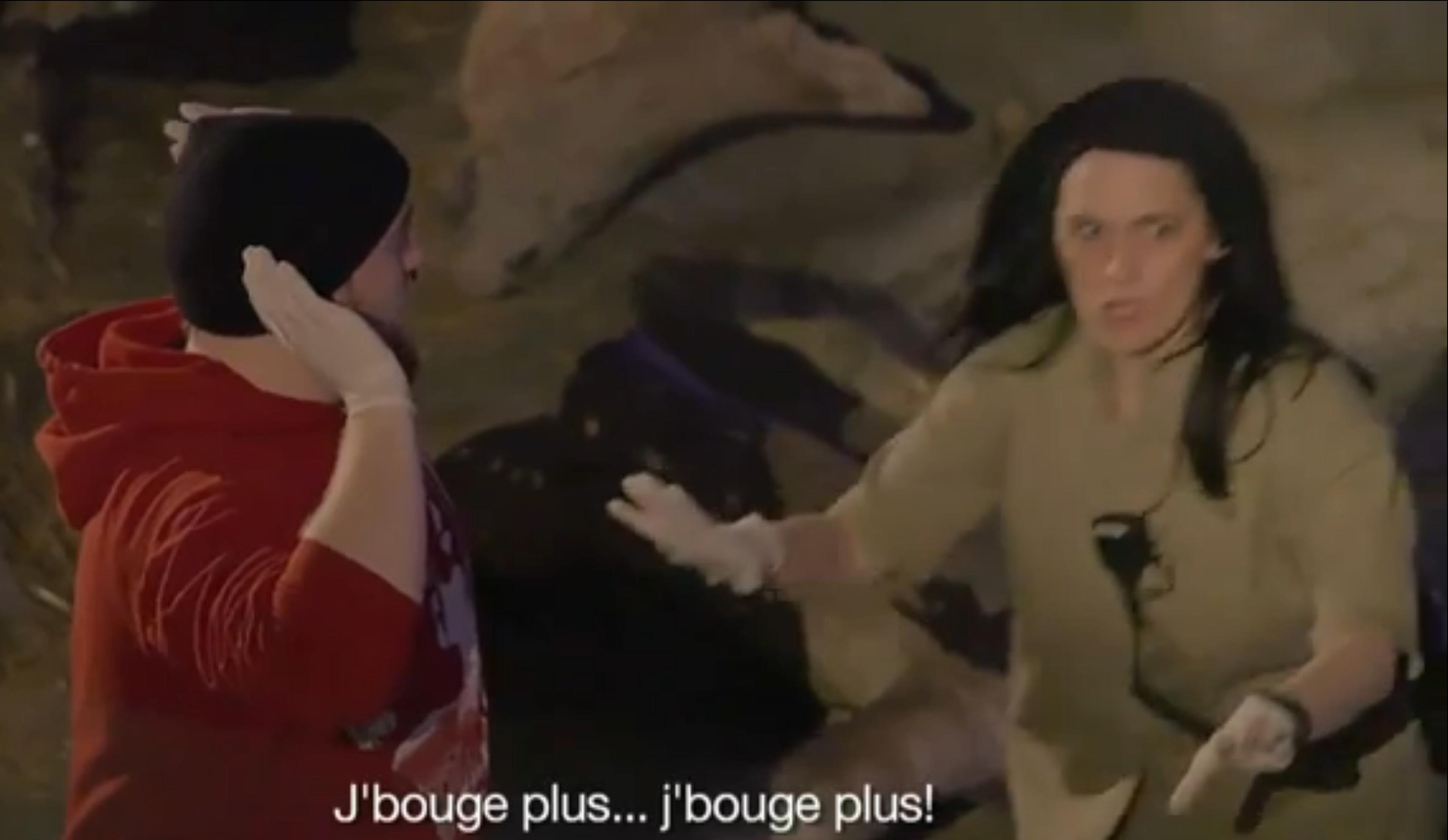 Les 400 coups - François de Bellefeuille piège Phil Roy